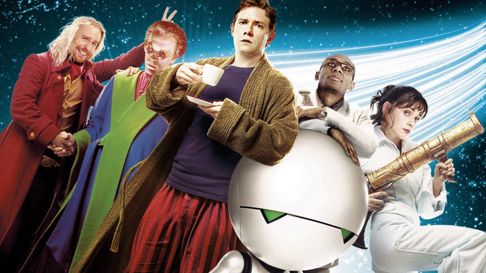 Hitchhiker's guide to the galaxy book review | readers lane.